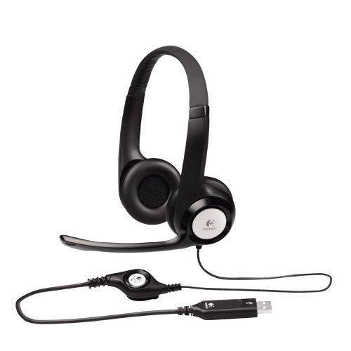 Image of Logitech H390 Usb Headset 981-000485