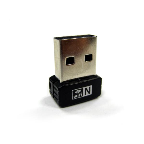 Image of Usb Wireless N Mini 802.11n Wi-fi Adaptor Dongle