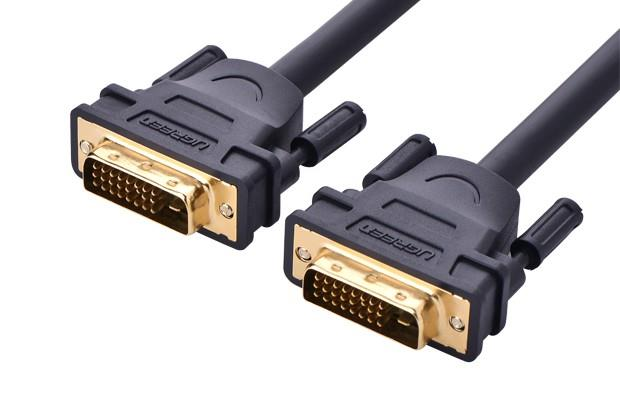 Image of Ugreen Dvi Male To Male Cable - 5m Acbugn11608