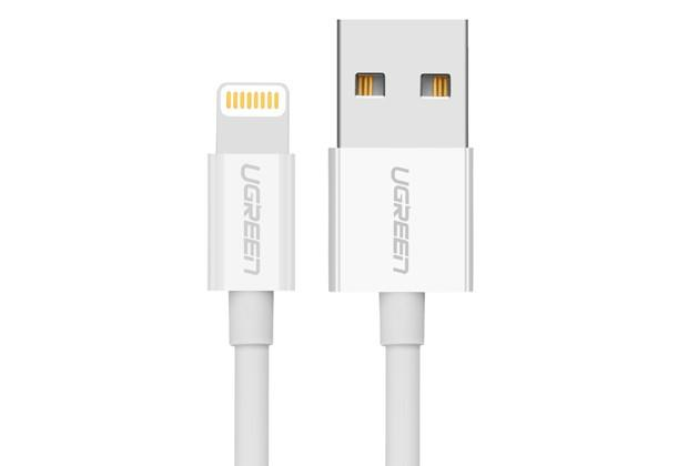 Image of Ugreen Lighting To Usb Cable - 2m 20730