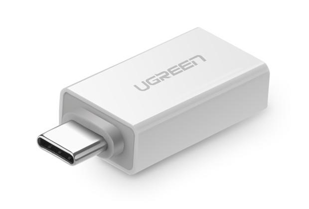 Image of Ugreen Usb 3.1 Type-c Superspeed To Usb3.0 Type-a Female Adapter