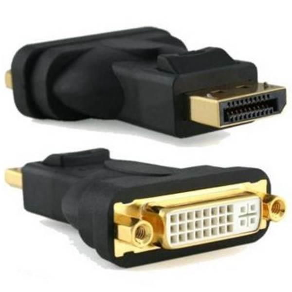 Image of Astrotek Displayport Dp To Dvi-d Adapter Converter 20 Pins Male To Dvi 24+1 Pins Female