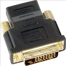 Image of Astrotek Dvi-d To Hdmi Adapter Converter Male To Female (at-dvidhdmi-mf)