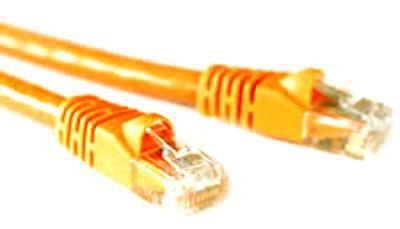 Image of Astrotek Cat6 Cable 2m - Orange Color Premium Rj45 Ethernet Network Lan Utp Patch Cord 26awg-cca