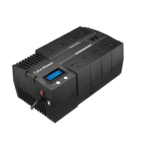 Image of Cyberpower Bric-lcd 1000va/600w (10a) Line Interactive Ups Br1000elcd