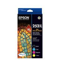 Image of Epson C13t253692 High Capacity Durabrite Ultra 4 Ink Valu
