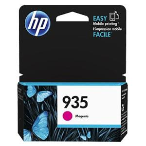 Image of Hp #935 Magenta Ink Cartridge C2p21aa 400 Pages C2p21aa