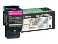 Image of Lexmark Magenta Toner Yield 4000 Pages For C544 X544