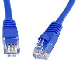 Image of Network Cable 30m Cat6 Rj45 Blue