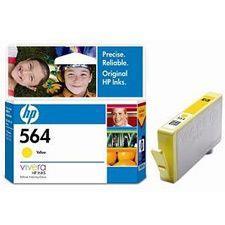 Image of Hp 564 Yellow Ink Cartridge For Photosmart (cb320wa)