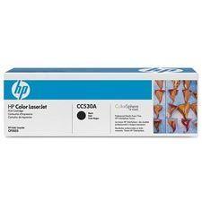 Image of Hp Clj Cp2025 Black Print Cartridge With Colorsphere Toner