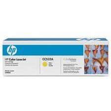 Image of Hp Cc532a Color Laserjet Cp2025 Yellow Cartridge