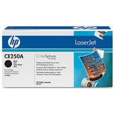 Image of Hp Black Cartridge For Cp3520/cm3530