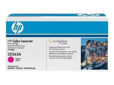 Image of Hp Clj Cp4525/4025 Magenta Print Cartridge