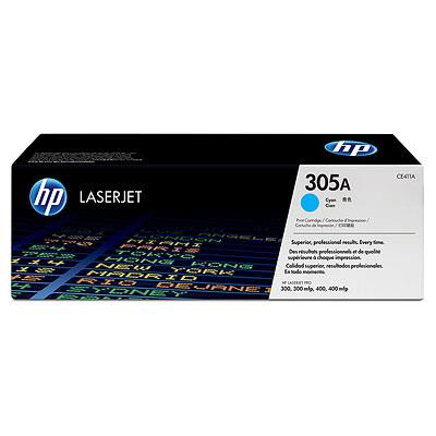 Image of Hp305a Cyan Lj Print Cartridge