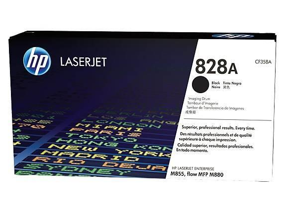 Image of Hp 828a Black Laserjet Drum Cf358a