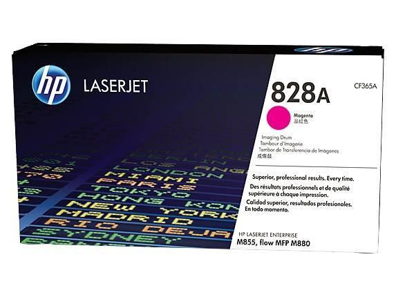 Image of Hp Cf365a 828a Magenta Laserjet Image Drum