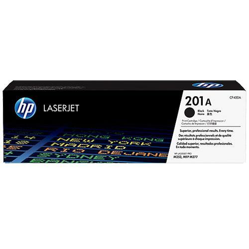 Image of Hp 201a Black Original Laserjet Cartridge(~1,500 Pages)