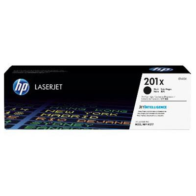 Image of Hp #201x Black Toner Cf400x 2,800 Pages