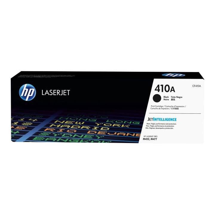 Image of Hp 410a Black Laserjet Toner Cartridge