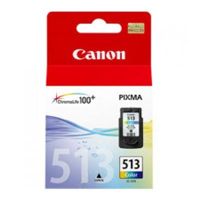 Image of Canon Cl513 Hy Clr Ink Cart 349 Pages Colour