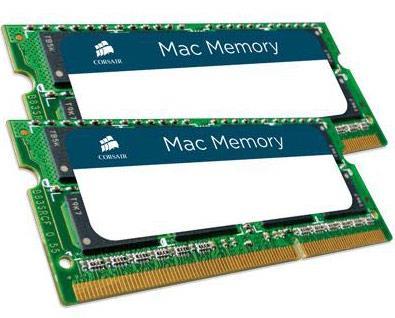Image of Corsair 8gb (2x 4gb) Ddr3 1066mhz Sodimm Memory For Mac Cmsa8gx3m2a1066c7