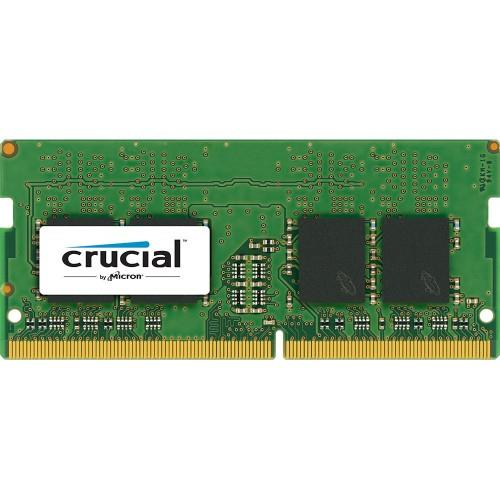 Image of Crucial 16gb Ddr4 2400 Mhz So-dimm Memory Ct16g4sfd824a