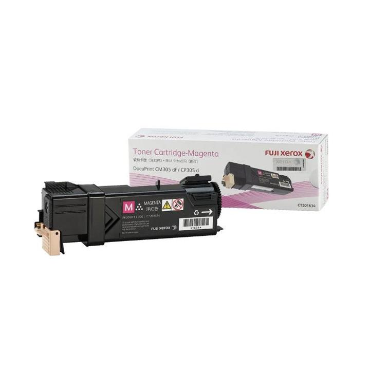 Image of Fuji Xerox Magenta Toner Cartridge - Up To 3000 Pages - Ct201634