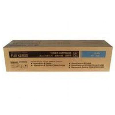 Image of Fuji Xerox Ct202034 Cyan Toner 11,000 Pages Cyan