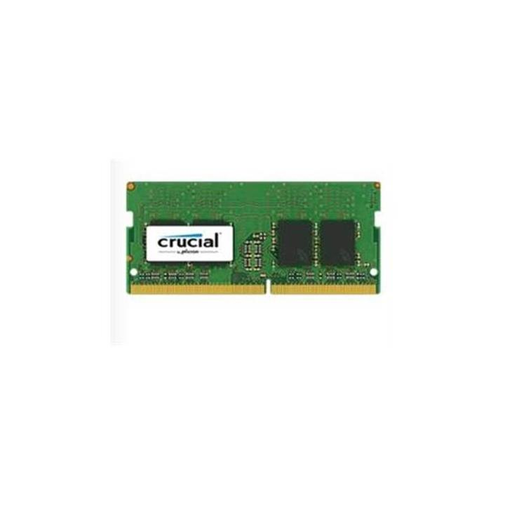 Image of Crucial 4gb (1x 4gb) Ddr4 2400mhz Sodimm Memory - Ct4g4sfs824a