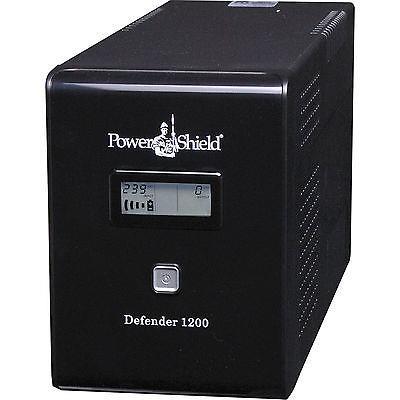 Image of Powershield Defender 1200va 720w/usb Comm, 3x Surge 3x Ups (d1200)
