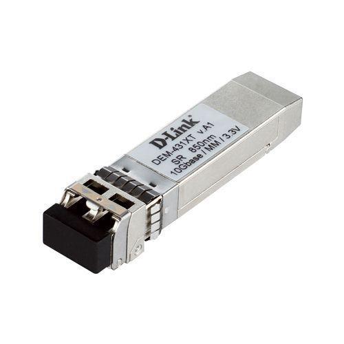 Image of D-link Dem-431xt 10gbase-sr Sfp+ Transceiver - Multimode 300m
