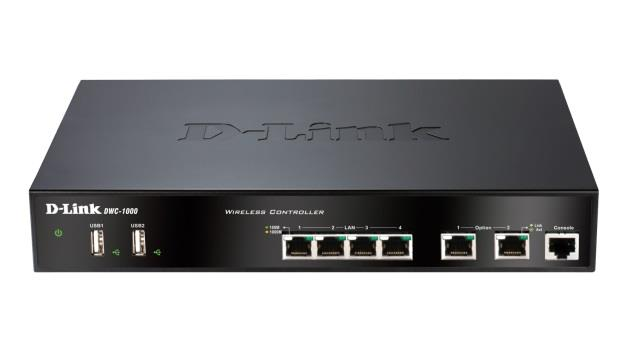 Image of D-link Dwc-1000 D-link Wireless Controller