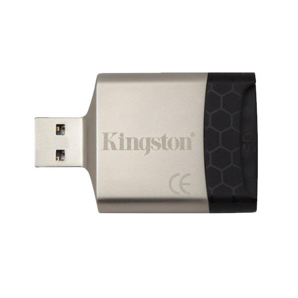 Image of Kingston Fcr-mlg4 Mobilelite G4 Usb 3.0 Multi-card Reader (