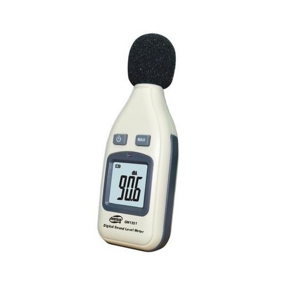 Image of Benetech Gm1351 Digital Sound Level Meter