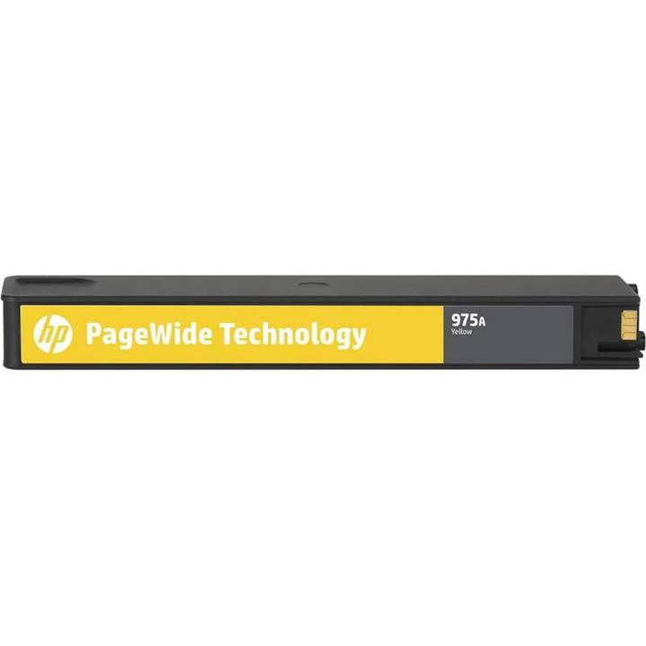 Image of Hp 975a Yellow Original Pagewide Cartridge (l0r94aa)