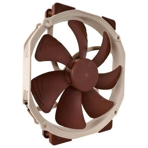 Image of Noctua 140mm (120mm Mounts) Nf-a15 Pwm 1200rpm Fan