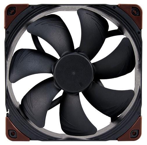 Image of Noctua 120mm Nf-f12 Industrial Ppc Ip52 2000rpm Fan