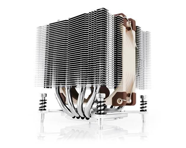 Image of Noctua Nh-d9dx I4 3u Cpu Cooler Nh-d9dx-i43u