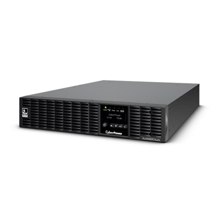 Image of Cyberpower Online Series 2000va/1800w (10a) Rack/tower Online Ups - (ol2000ertxl2u)