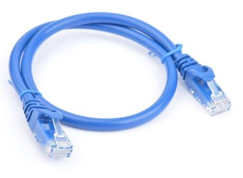 Image of 8ware Cat6a Utp Ethernet Cable 25cm Snagless�blue