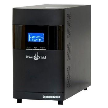 Image of Powershield Centurion 2000va True On-line Tower Ups Psce2000