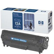 Image of Hp Q2612a Toner For Hp 1010/1015 Series 3015 3020 3030 3055 1020 1022 M1005