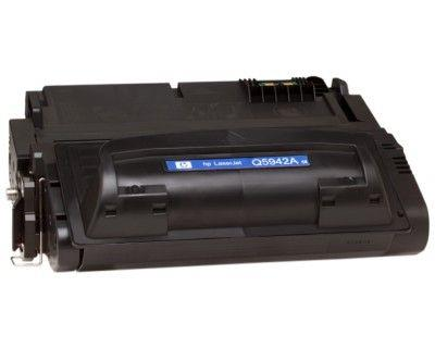 Image of Hp Black Toner For Lj 4250/4350 Series - 10,000page Q5942a