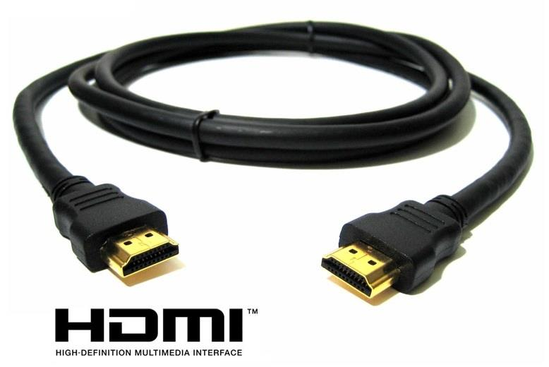 Image of High Speed Hdmi Male To Male Cable 1.5m