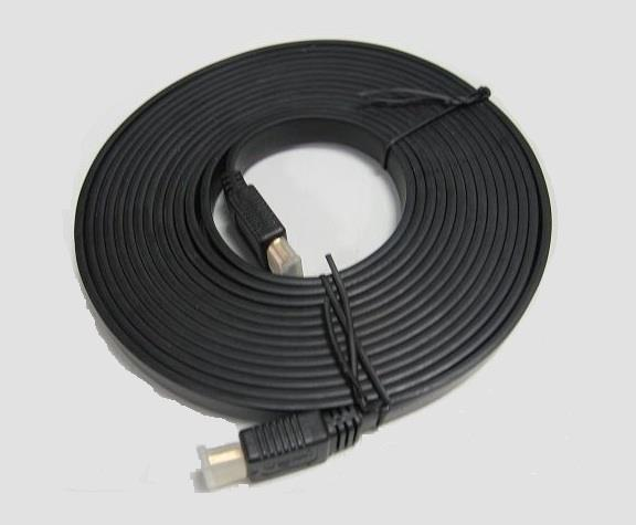 Image of 8ware High Speed Hdmi Flat Cable 2m Male To Male