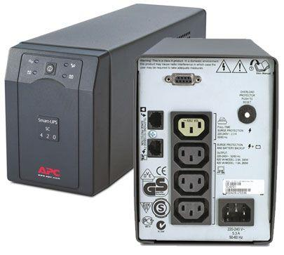Image of Apc Smart-ups Sc 420va 230v [sc420i]