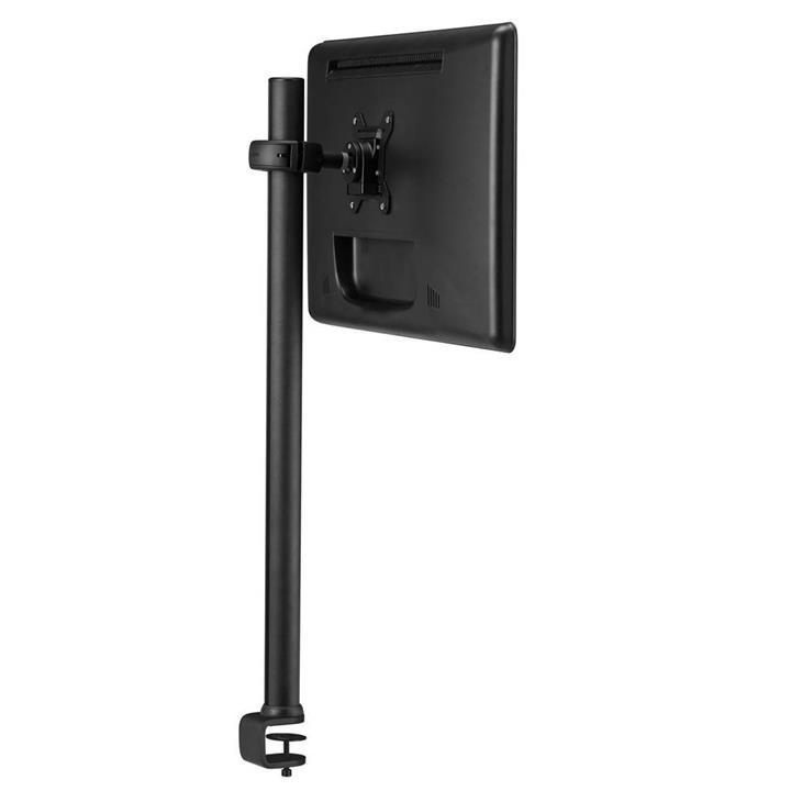 Image of Atdec Display Donut Pole 750mm Pole, Black, One Donut (sd-dp-750)
