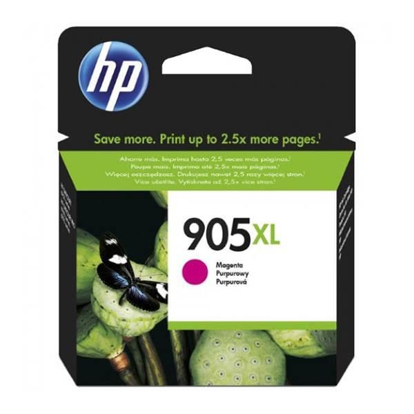 Image of Hp�905xl Original Ink Cartridge - Magenta (t6m09aa)