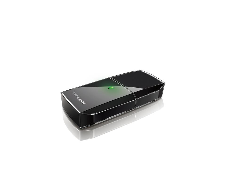 Image of Tp-link Tl-archert2u Ac600 Wireless Dual Band Usb Adapter
